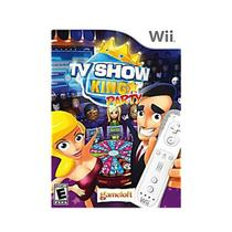TV Show King Party - Wii - Nintendo