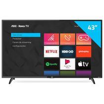 "TV Smart LED 43"" AOC Roku Mobile, Wi-fi / HDMI / USB 43S5195/78 -"