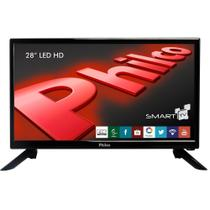 TV Smart Led HD 28 PH28N91DSGW Som Surround Philco - Bivolt -