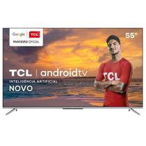 """TV Smart  TCL 55"""" P715 LED 4K UHD WiFi Bluetoot - 55P715 -"""