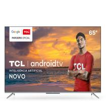 Tv Tcl 65 Polegadas P715 4k Uhd - Android Tv -