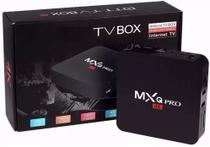 TvBox Android 7.1 16gb Transforme Em Smart Tv Netflix Games - Morgadosp