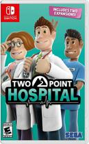 Two Point Hospital - Jogo Switch - Nintendo