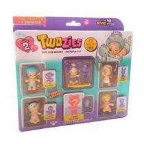 TwoZies - Blister com 12 Figuras - Série 2 - DTC -