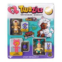 Twozies- Blister Com 6 4011 Dtc -