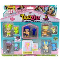 Twozies Série 3 Kit Turminha Com 12 - 6 pares perfeitos ! - Dtc