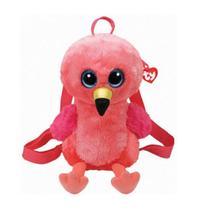 Ty Mochila Gilda Flamingo - DTC -