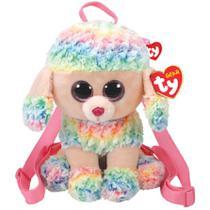 Ty Mochila Poodle Rainbow - DTC -