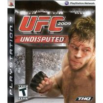 UFC 2009 Undisputed - PS3 - Thq