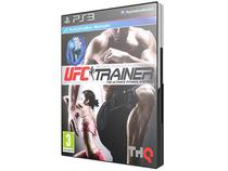 UFC Personal Trainer Com Leg Strap p/ PS3 - THQ