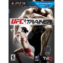 Ufc Personal Trainer - Ps3 - Thq