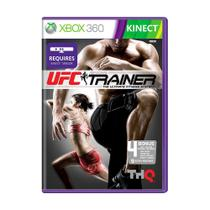 UFC Personal Trainer: The Ultimate Fitness System - Xbox 360 - Thq