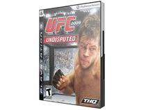 UFC Undisputed 2009 para PS3 - THQ