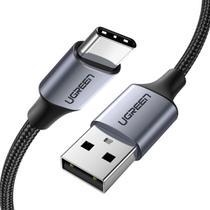 UGreen Cabo Celular USB C Carregador Rápido Android 3m -