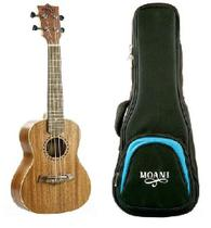 Ukulele Acústico Concert Moani Ukmh02-23 Com Bag Transporte -