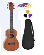 Ukulele Concert Acústico Namastê - Mod NU23MBQ + Capa - Pro Fire Instrumentos Musicais Ltda