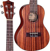 Ukulele Shelby Concert Su23t Natural Fosco -