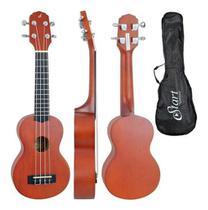 Ukulele Soprano GIANNINI Uks-21 Ns Natural - Harmonics