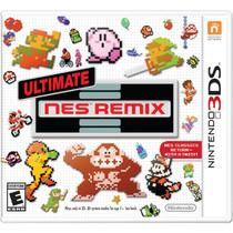 Ultimate Nes Remix - 3Ds - Nintendo