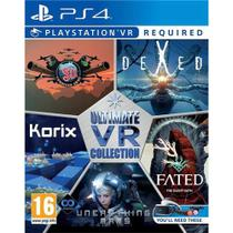 Ultimate Vr Collection - Ps4 - Sony