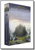 Ultimo encantamento o  vol3  trilogia de merlin - Hunter books