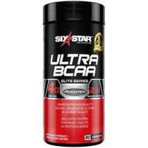 Ultra BCAA 2:1:1 SIX STAR Muscletech 60 TABLETES