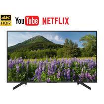 Ultra HD TV LED 49'' Sony, 4K, 3 HDMI e 3 USB, Wi-Fi - KD-49X705F -