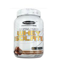 Ultra pure whey iso - 2lb - baunilha francesa-muscletech -