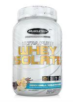 Ultra Pure Whey Isolate - 900g - Vanilla - Muscletech