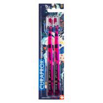 Ultra Soft Duo Especial Edition CS5460d Cores Sortidas Curaprox - Escova Dental -