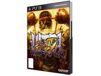 Ultra Street Fighter IV para PS3 - Capcom