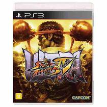 Ultra Street Fighter IV - PS3 - Capcom
