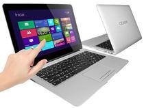 Ultrabook Qbex UX646 c/ Intel Core i5 8GB 500GB - SSD 32GB LED 14 Windows 8 HDMI