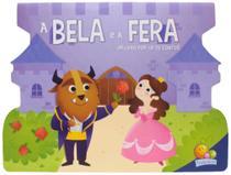 Um Livro Pop-Up De Contos - Bela E A Fera, A - Todolivro