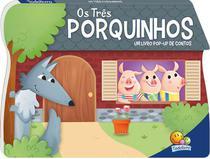 Um Livro Pop-Up De Contos - Tres Porquinhos, Os - Todolivro