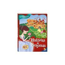 Um mundo de contos - historias de princesas - todolivro -