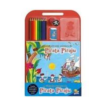 Um toque de cor - vibrante aventura do pirata, a - todolivro -