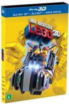 Uma Aventura Lego - Blu-Ray 3D + Blu-Ray + Cópia Digital - Warner Home Video