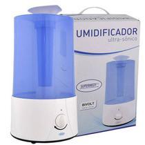 Umidificador de ambiente com Ultrasson com capacidade de 3,2L do tipo Bivolt - Supermedy - Mondial