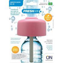 Umidificador De Ar On On Eletronicos Portatil Ultrassonico Fresh USB Rosa PON000108 -
