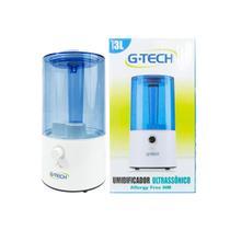 Umidificador de Ar Ultrassônico 3L Allergy Free HM GTech - G-TECH