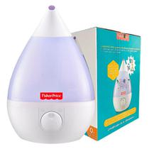 Umidificador de Ar Ultrassônico Branco Fisher Price - HC115 - Multikids Baby