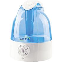 Umidificador de Ar Ultrassônico com Ionizador 5 litros G-Tech - Allergy Free Timer -