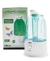 Umidificador e Ionizador Ultrassónico 3L Bivolt - G-Life -