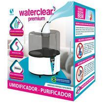 Umidificador e Purificador de Ar Ultrassônico Waterclear Premium 3,6 Litros - Soniclear