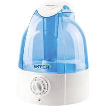 Umidificador G-Tech Ultra Sonico, Ionizador Allergy Free, 5L, Timer - Bivolt -