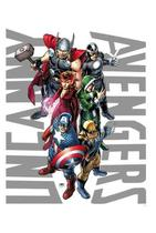 Uncanny Avengers Vol.1 - The Red Shadow - Marvel