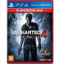Uncharted 4 hits ps 4 - Naughty dog