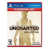 Uncharted The Nathan Drake Collection Ps4 - Sony