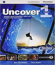 Uncover 1 - Combo B - With Online Workbook And Online Practice - Cambridge